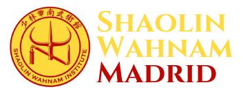 Shaolin Wahnam Madrid